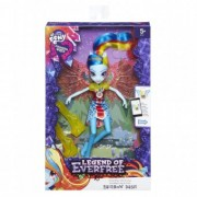 My Little Pony Legend Of Everfree Crystal Wings Rainbow Dash B7533