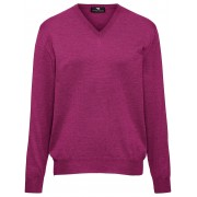 Peter Hahn Heren Trui model Marco van 100% scheerwol Van Peter Hahn roze