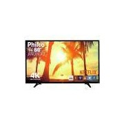 Smart TV LED 60 Philco PH60D16DSGWN 4K Ultra HD, Wi-Fi, 2 USB, 3 HDMI