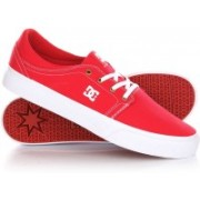 DC TRASE TX M SHOE Casuals For Men(Red)