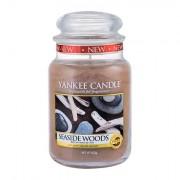 Yankee Candle Seaside Woods candela profumata 623 g unisex
