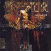 Kreator Outcast CD-multicolor Onesize Unisex