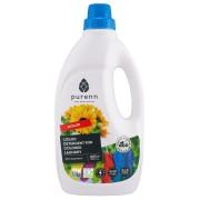 Detergent Lichid pentru Rufe Colorate cu Galbenele, Eco, Bio1 Litru