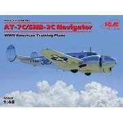 ICM 48183 - 1:48 AT-7C-SNB-2C Navigator, WWII American Training Plane