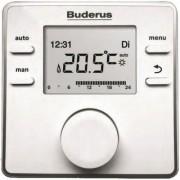 Cronotermostat wireless Buderus tip Logamatic RC 200RF cu modul RMF200 inclus