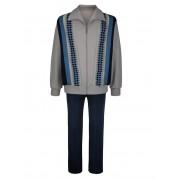 Dannecker Joggingpak Dannecker marine/grijs/jeansblauw