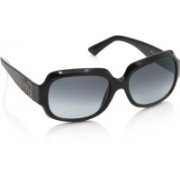 Fendi Over-sized Sunglasses(Blue)