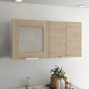Mueble TuHome Superior Fendi - Rovere / Blanco