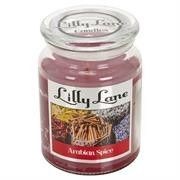 Lilly Lane Arabian Spice Scented Candle Large