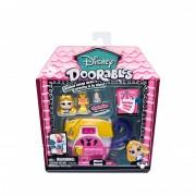 Mini set de constructie Alice Doorables S1, 2 figurine, accesorii incluse