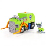 Paw Patrol- Rockys Lights and Sounds Recycling Truck