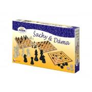 Stolní hra DETOA Šachy a dáma