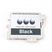 Epson Originale Stylus Pro 9400 Cartuccia stampante (T6121 / C 13 T 612100) nero foto, Contenuto: 220 ml
