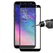 ENKAY Tempererat Skärmskydd 9H 3D till Samsung Galaxy A6 (2018) Svart