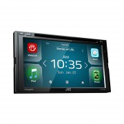 Autoestereo Con Pantalla JVC KW-V640BT CD/DVD MP3 Bluetooth