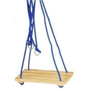Leagan simplu din lemn pentru copii