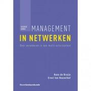 Studieboeken bestuur en beleid: Management in netwerken - Hans de Bruijn en Ernst ten Heuvelhof