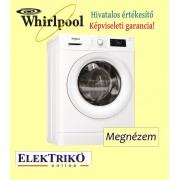 Whirlpool FWSG61253W elöltöltős mosógép ,A +++ energiaosztály ,6kg töltősúly , keskeny kivitel