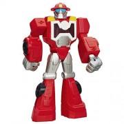 Playskool Heroes Playskool Transformers Rescue Bots Heatwave The Fire-BOT Figure, 12-Inch