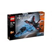 Lego Klocki konstrukcyjne Technic Odrzutowiec 42066