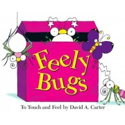 Feely Bugs, Hardcover