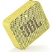 Блутут колонка JBL GO 2 Жълт