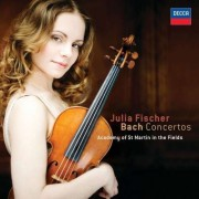Julia Fischer - Bach Concertos (0028947806509) (1 CD)