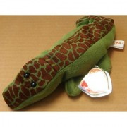 TY Beanie Babies Ally the Alligator Plush Toy Stuffed Animal