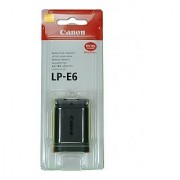 Canon LP-E6 Battery for Canon 70D 60D 7D 6D 5D Mark II-III