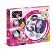 Crazy Chic, Set Ceas