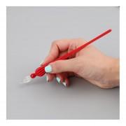 B001 Artesanal De Vidrio Dip Fountain Pen Pen Firma Cristal Signo Dip Pen
