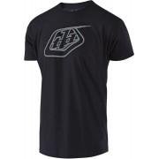 Troy Lee Designs Logo T-Shirt Svart M