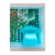 Lamp Funny 20cm | 5W (Batterij) | Gekleurd Licht