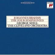 Unbranded Brahms / Szell, George - Brahms : importation des USA de l'intégrale des Symphonies [SACD]
