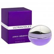 Perfume Para Dama Paco Rabanne ULTRAVIOLET Eau De Parfum 80 Ml.