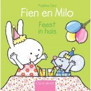 Fien en Milo: Feest in huis - Pauline Oud