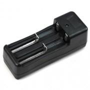 Зарядно устройство за 2 батерии (18650 16340 26650 14500 Lithium-ion)