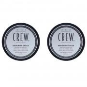 2-Pack American Crew Grooming Cream 85g
