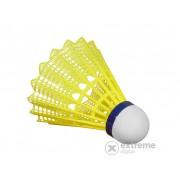 Set fluturasi badminton Victor 2000 Gold, dunga albastra, coroana galben