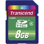 TRANSCEND SDHC kartica 8GB klasa 4 TS8GSDHC4