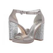 Michael Kors Erika Ankle Strap AluminumSilver