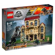 Lego Jurassic World 75930 - Attacco Dell' Indoraptor Al Lockwood Estate