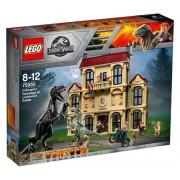 Lego Jurassic World 75930 - Attacco Dell' Indoraptor Al Lockwood Estate