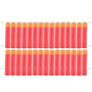 30Pcs Refill Bullet Darts for Nerf N-Strike Mega Centurion Blasters Kid Toy Gun Set by Estink