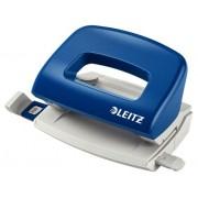 Perforator plastic LEITZ 5058 NeXXt Series, 10 coli - albastru
