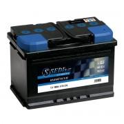 Batteria Auto 80 Ah Midac Spunto 670 Ah 275x175x190 Mm (Lxpxh) Peso 17 Kg