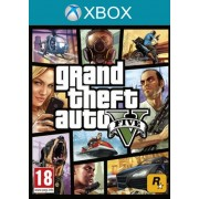 Grand Theft Auto V Xbox One Code Global