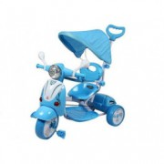Dečiji tricikl model plavi 410 vespa