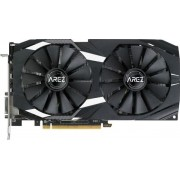 Placa video Asus Radeon RX 580 Arez Dual OC, 8GB, GDDR5, 256-bit