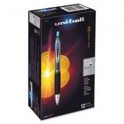 Signo 207 Retractable Gel Pen, Blue Ink, 0.7mm, Dozen